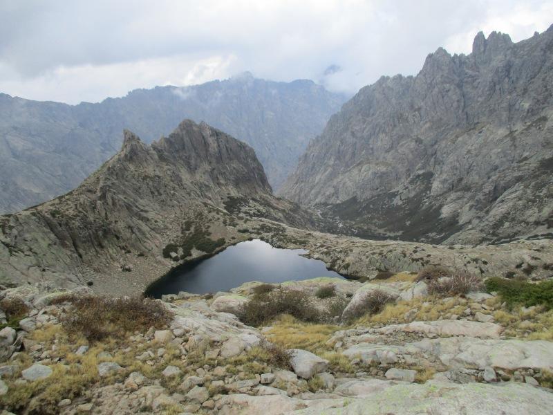 Озеро Lac De Rinozo