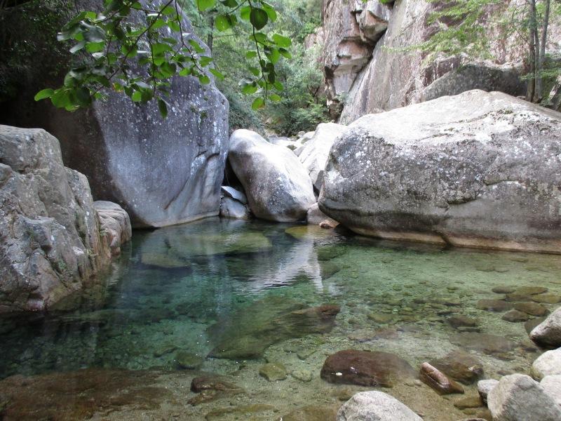 Бассейн неземной красоты.