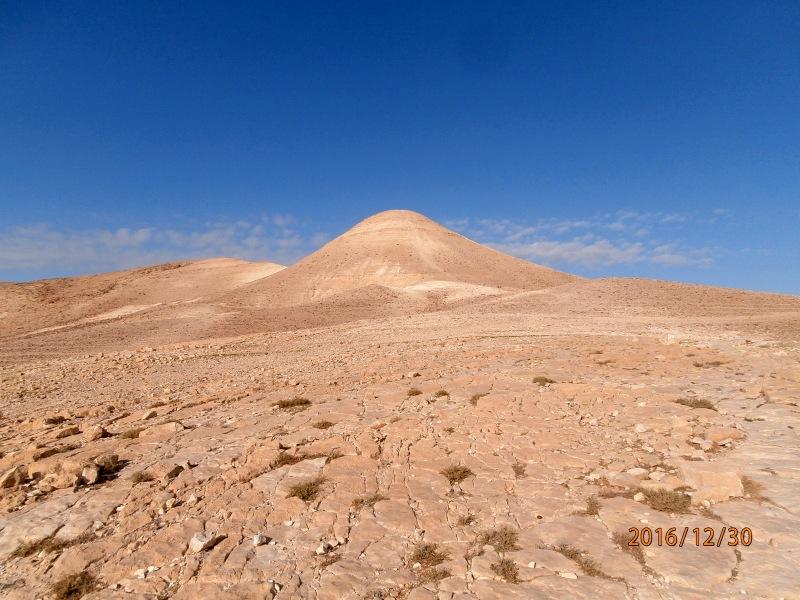 Гора Цфира.